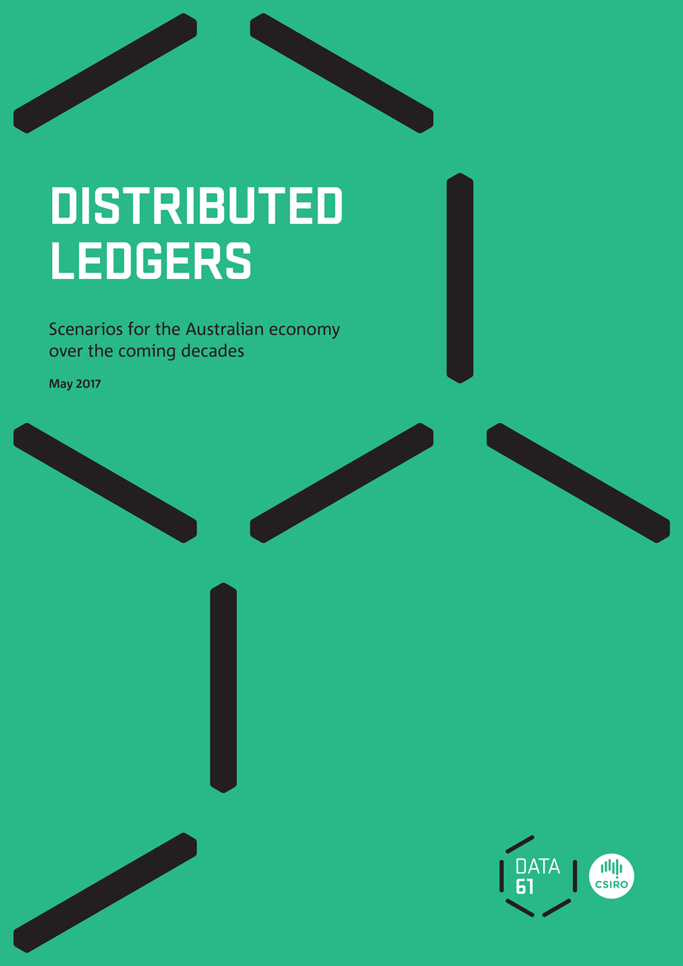 Report Cover of Distributed Ledgers